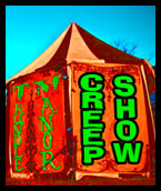 Trundle Manor's Traveling Creepshow!