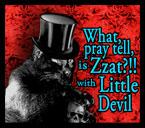 Whazzat With Little Devil!